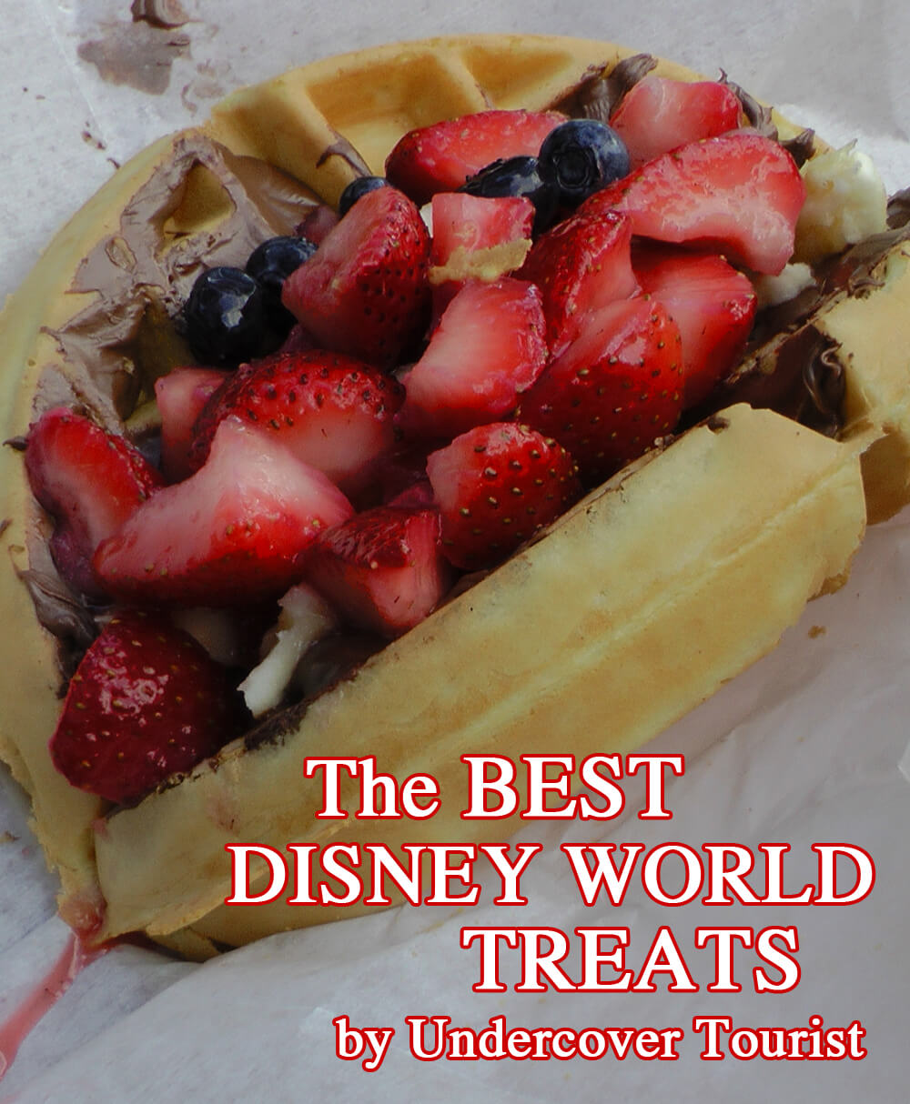 Your (and Our) Favorite Disney World Treats Revealed
