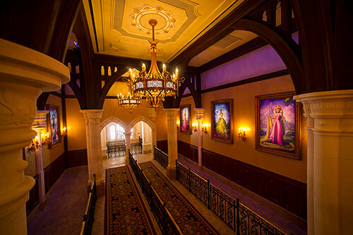 Princess Fairytale Hall Opens Today; Mine Train Has All the Makings of a Disney Classic!