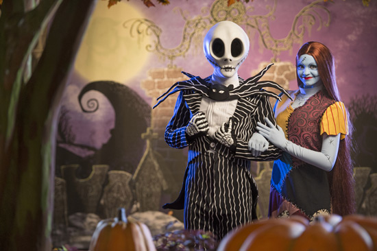 Parks News: The Headless Horseman Rides Again at Mickey's Not So Scary Halloween Party
