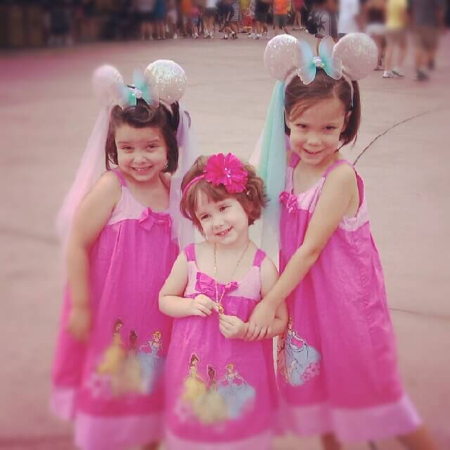 Top 5 Magic Kingdom Attractions for Your Little Princess (Or Princesses)