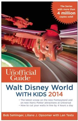Weekly Giveaway: Win The Unofficial Guide to Walt Disney World With Kids