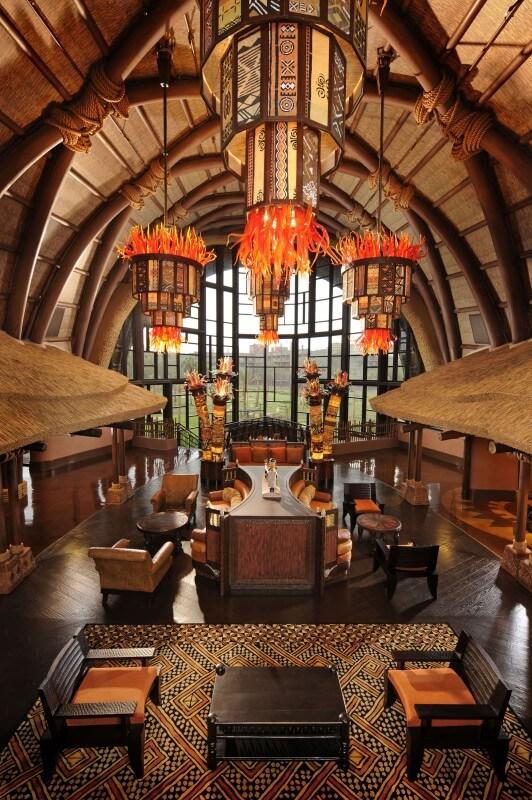 Disney's Animal Kingdom Lodge Kidani Village