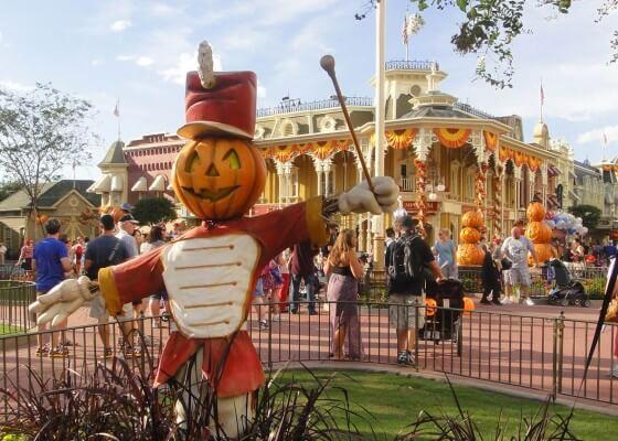 Pumpkin Drum Major