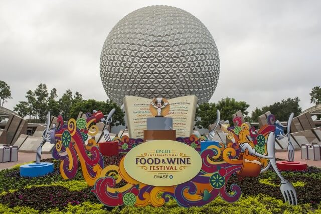 Parks News: The Cheapest Eats at Epcot Food & Wine; Hotel Duck March Comes to an End