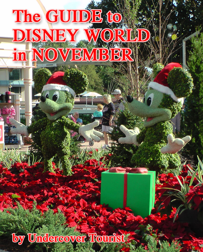 november crowds at walt disney world On a crowd scale of , the week beginning 10/27 has a crowd ranking of 3/low, the week beginning 11/3 5/moderate minus, the week beginning 11/10 3/low, the week beginning 11/17 8/high-minus, and the week beginning 11/24 3/low.