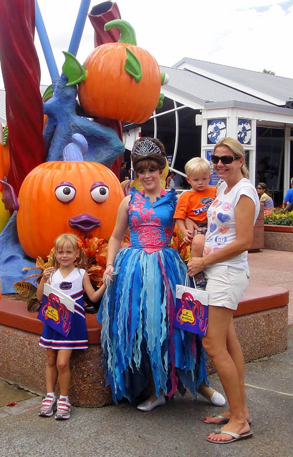 Seaworld Orlando Busch Gardens Tampa Annual Events