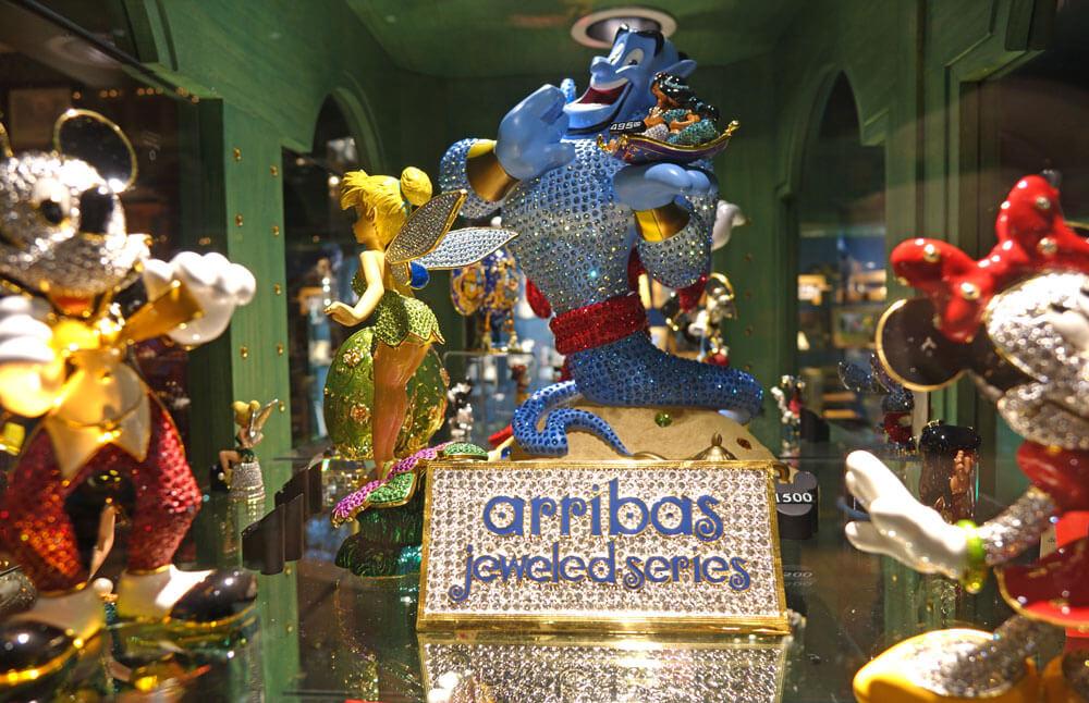 Disney World Shopping - Crystal Arts