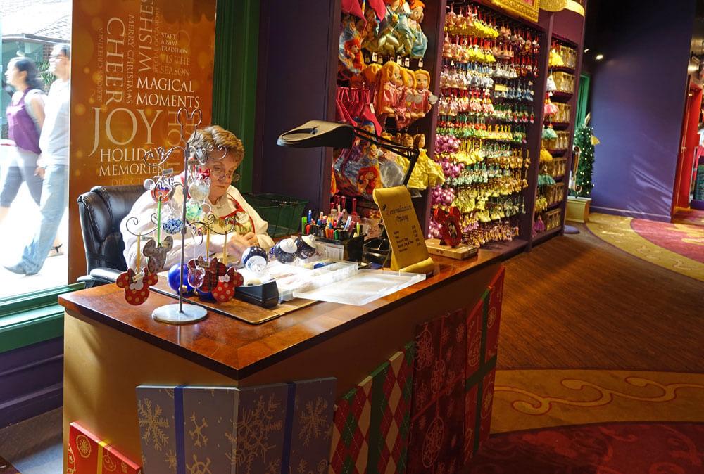 Disney World Shopping - Disney World Store - Disney's Days of Christmas