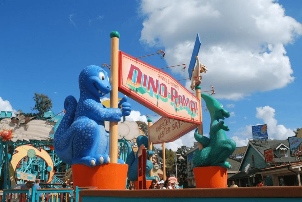 Dino Rama Disney's Animal Kingdom
