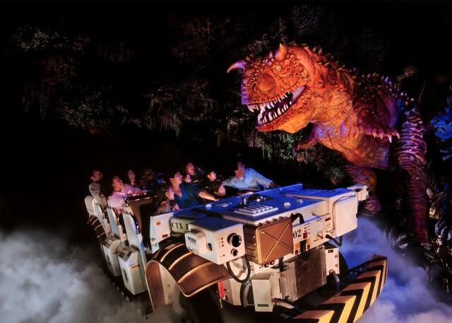 Dinosaur Disney's Animal Kingdom