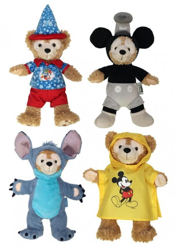 Duffy the Bear