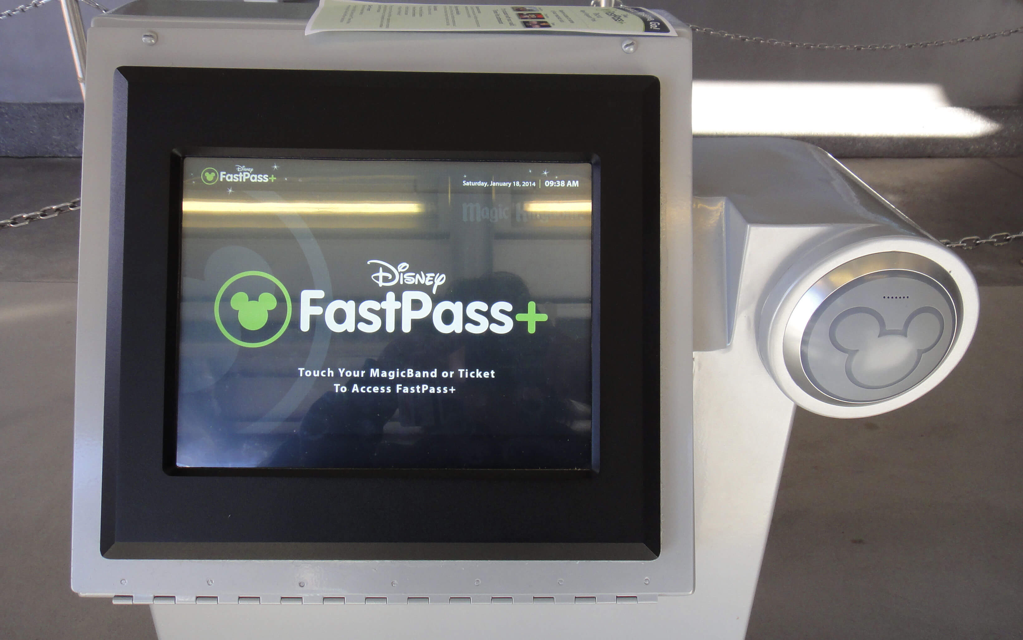 How To Use Disneys Fastpass In Park Kiosks