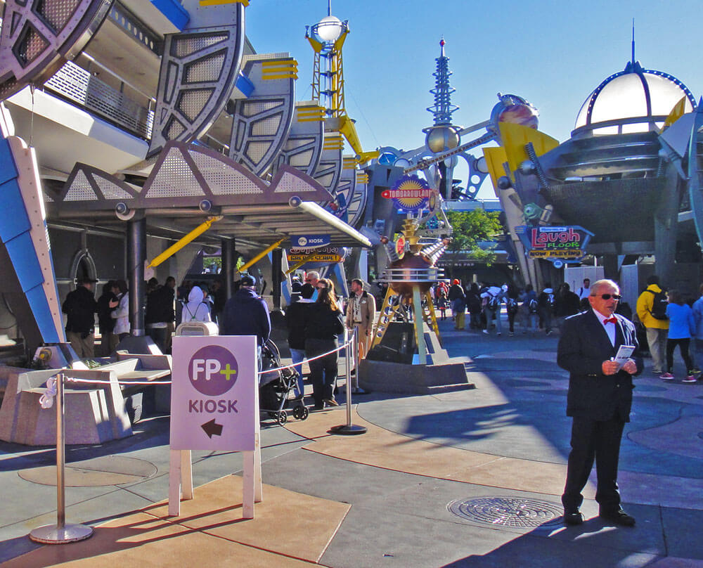 How to Use Disney's FastPass+ in-Park Kiosks