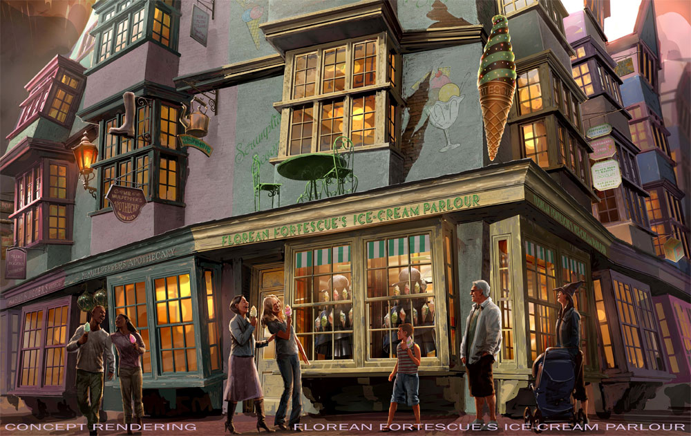 What We're Most Excited About Inside Diagon Alley