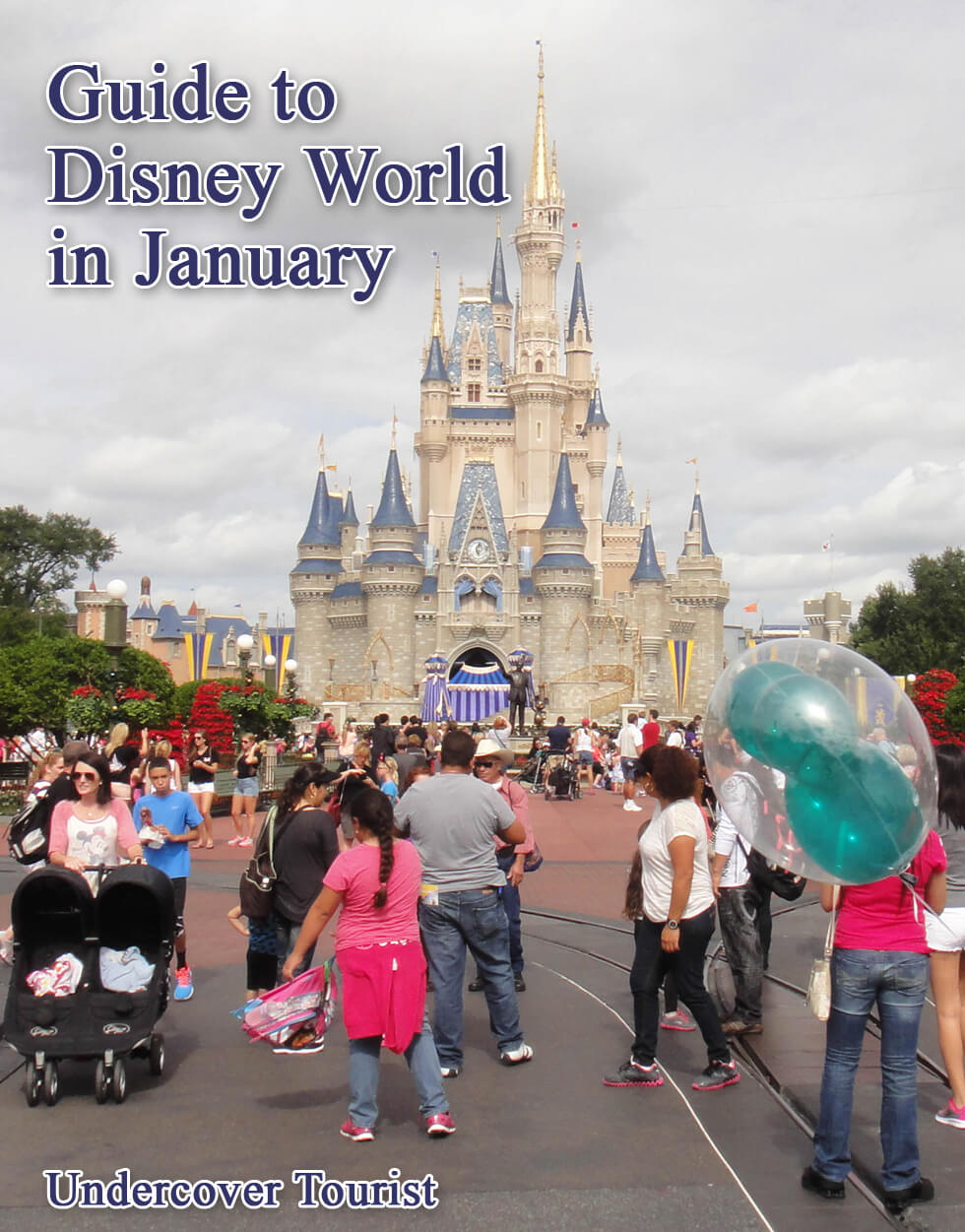 Disney, Universal & SeaWorld Planning for January