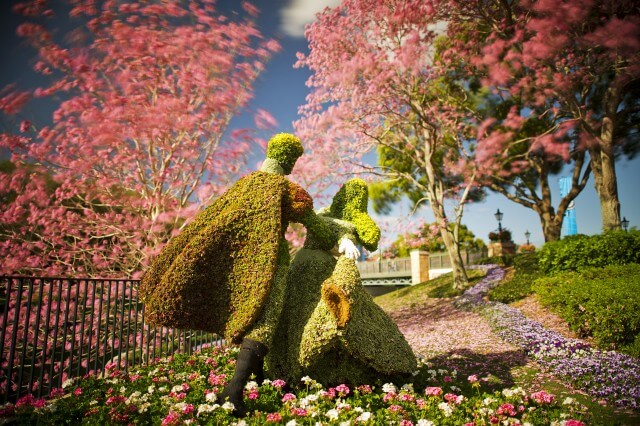 Epcot Flower and Garden 2017