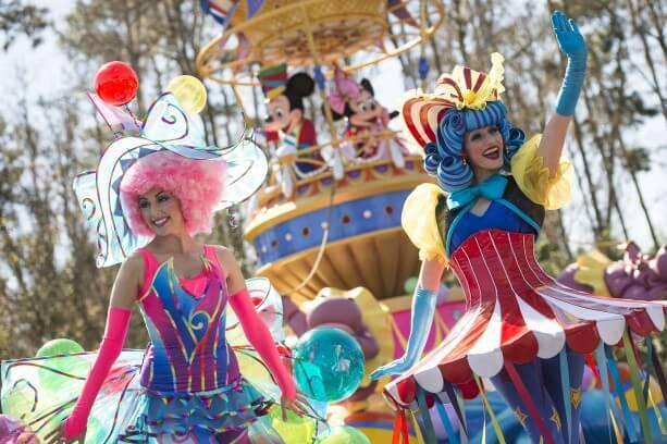 Disney Festival of Fantasy Parade to Debut March 9