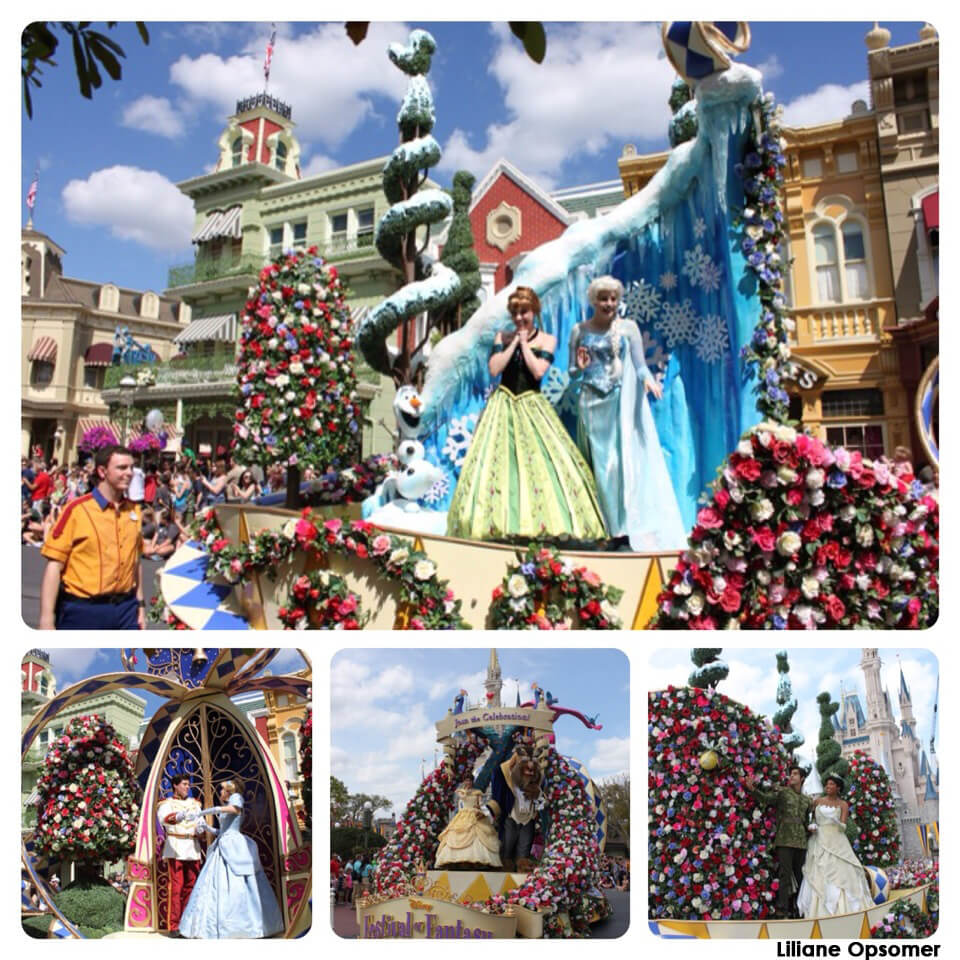 Review: Disney Festival of Fantasy - An Awe-Inspiring Parade