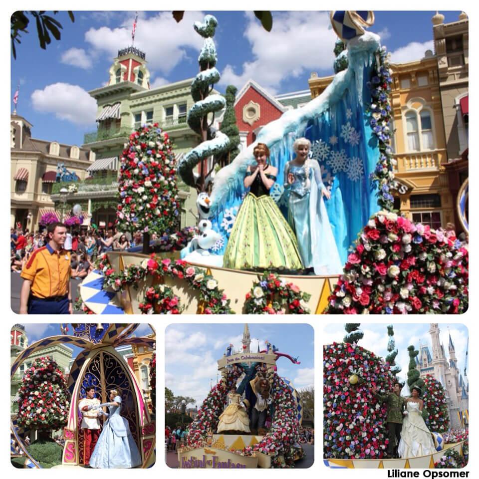 Review: Disney Festival of Fantasy -- An Awe-Inspiring Parade