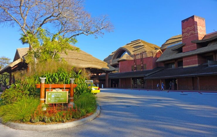 Where to Stay in Orlando - Disney's Animal Kingdom Lodge