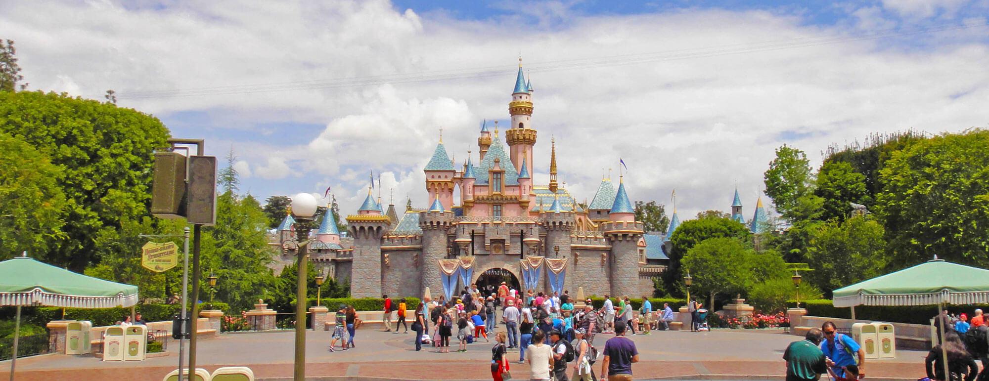 Top Disney posts 2014 - Sleeping Beauty Castle
