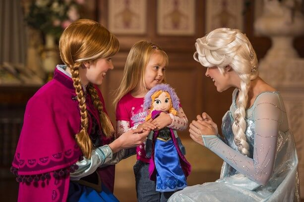 Disney World Reportedly Tests Paper Ride Reservations for Anna & Elsa, Soarin'