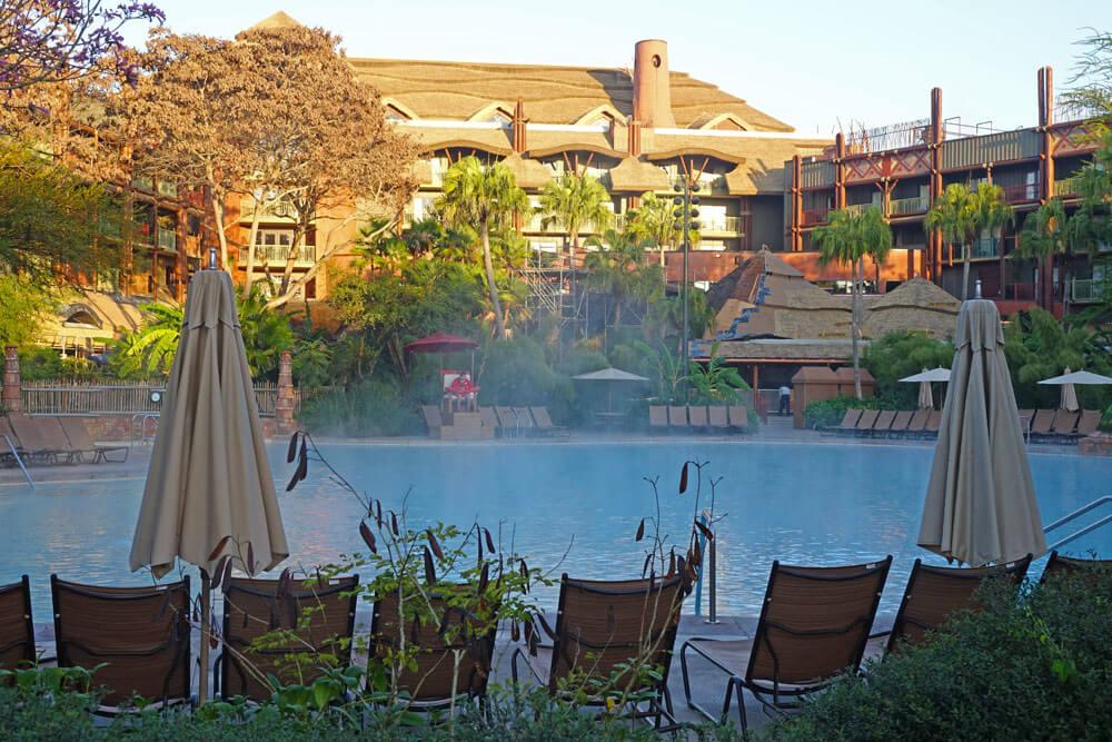 Disney Deluxe Resort best - Disney's Animal Kingdom Lodge