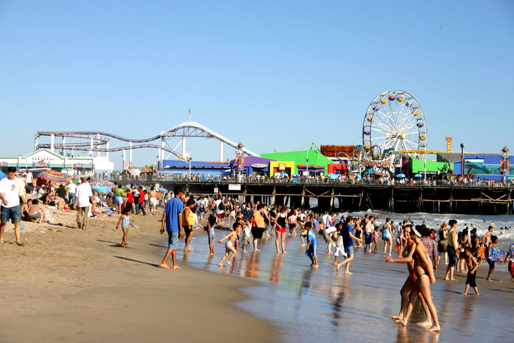 Where to stay in Los Angeles - Santa Monica