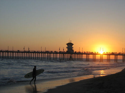 Where to stay in Los Angeles - Orange County, Huntington Beach Pier