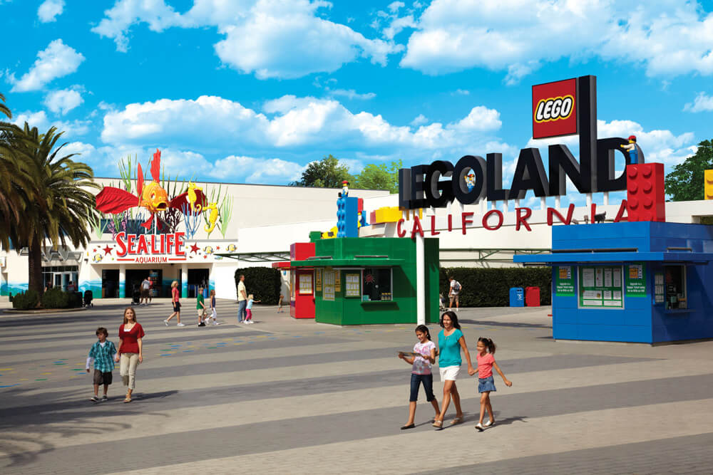What to do in San Diego - Legoland California