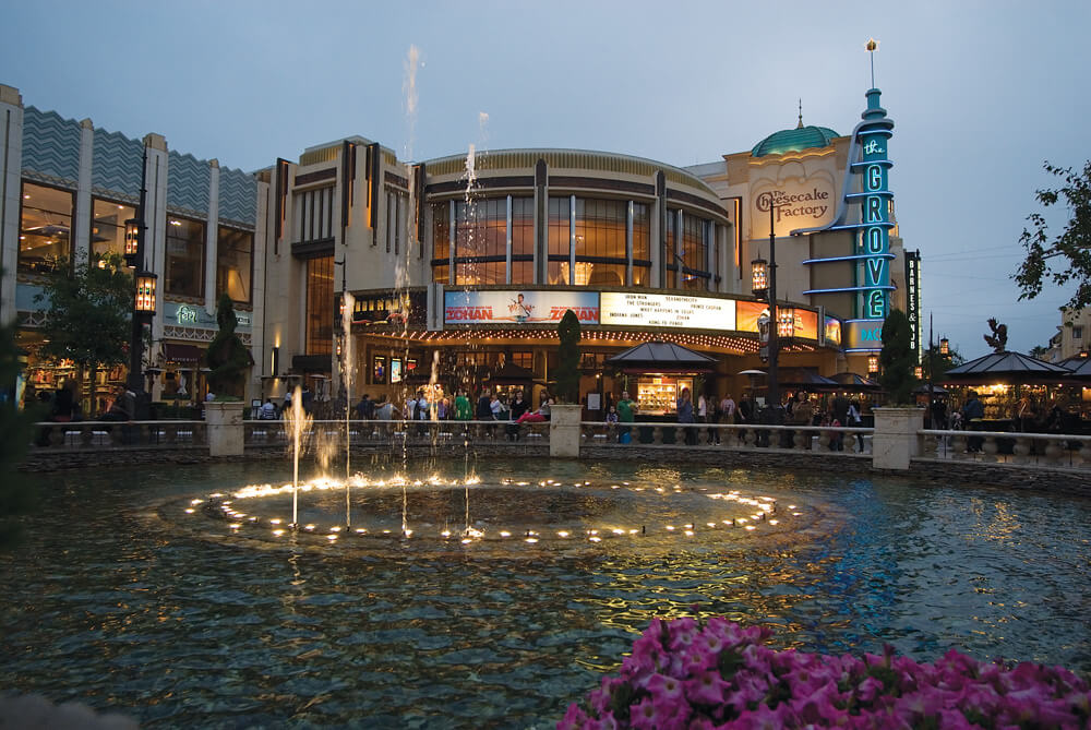 When to Visit Los Angeles - The Grove