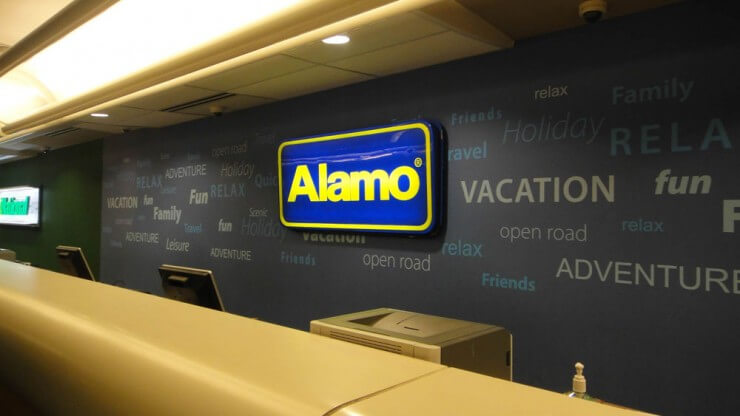Orlando Transportation - Alamo Car Rental