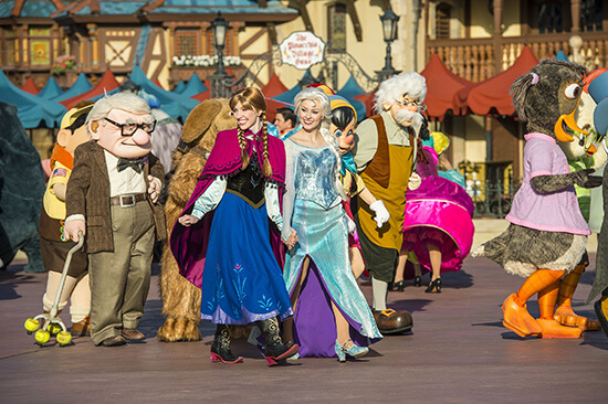 Disney World Kicks Off 24-Hour Day Inside Magic Kingdom