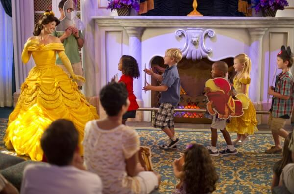 Orlando Theme Parks by Age - Enchanted Tales With Belle
