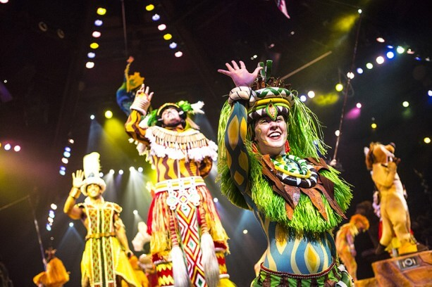'Festival of the Lion King' Returns June 1 at Disney's Animal Kingdom
