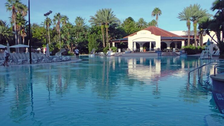 Where to Stay in Orlando - Hard Rock Hotel Pool