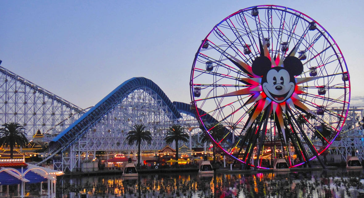 When To Visit Los Angeles Disney California Adventure