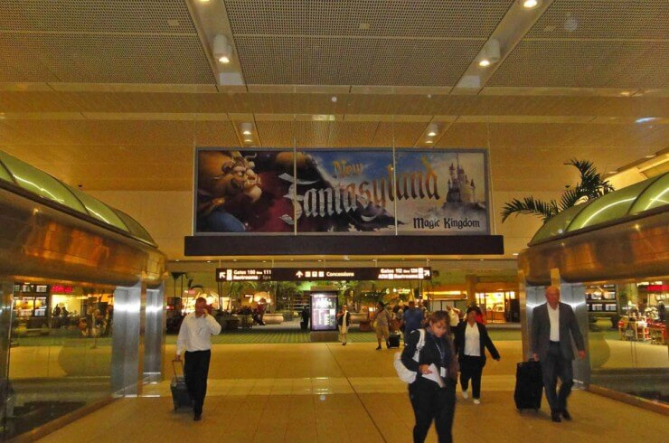 Orlando transportation - Orlando Airport MCO