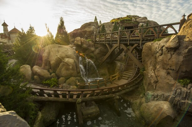 FastPass+ Is Now Available for Seven Dwarfs Mine Train, Star Wars Weekends Experiences