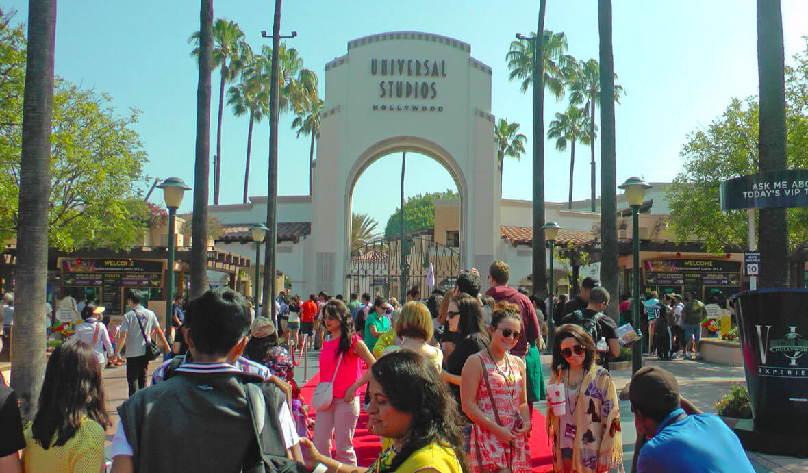What to do in Los Angeles - Universal Studios Hollywood