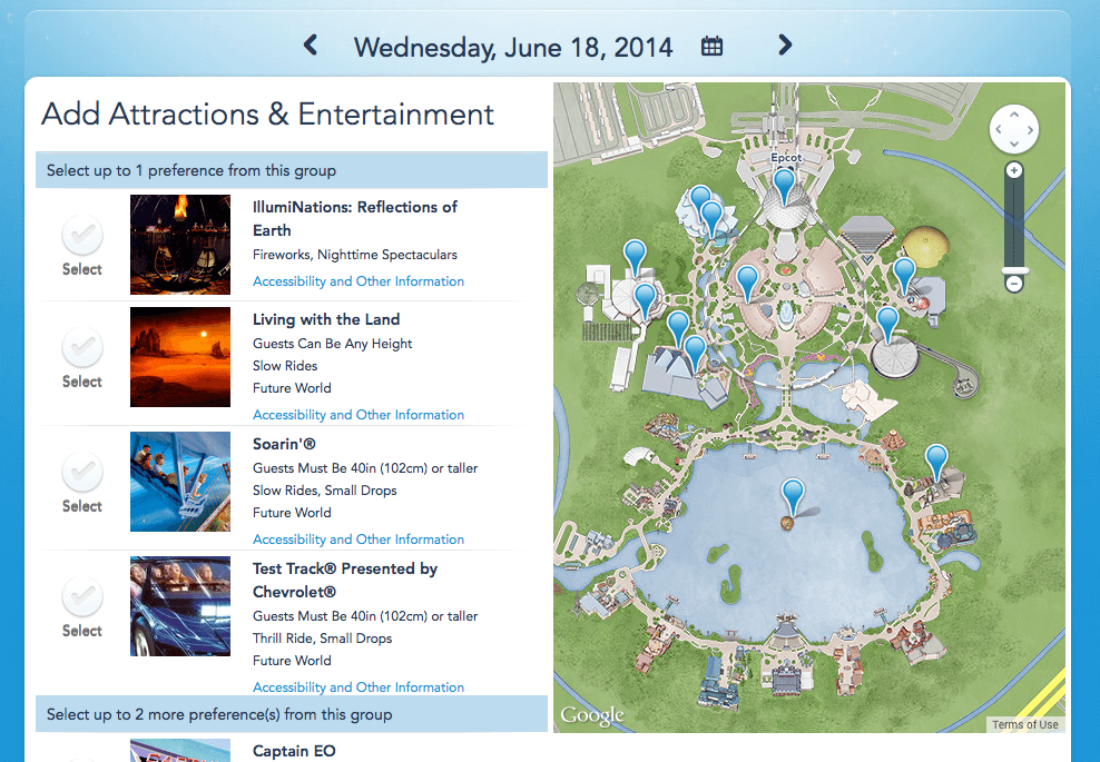 FastPass+ Tier Changes Begin June 16 for Epcot, Disney's Hollywood Studios