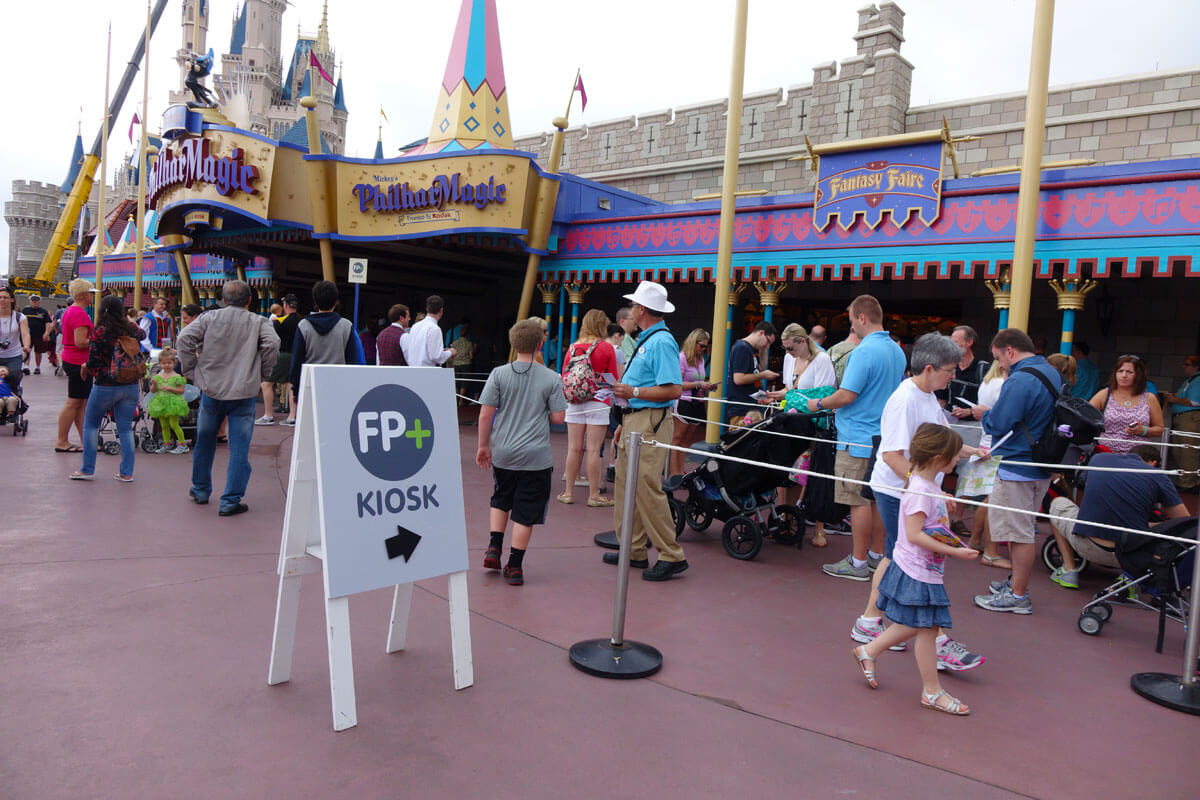 Our Top Tips for Using FastPass+ in Summer