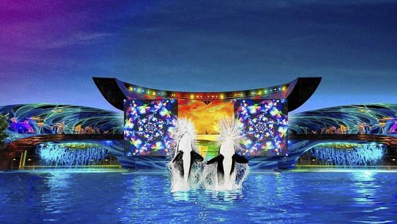Shamu Celebration: Light Up the Night