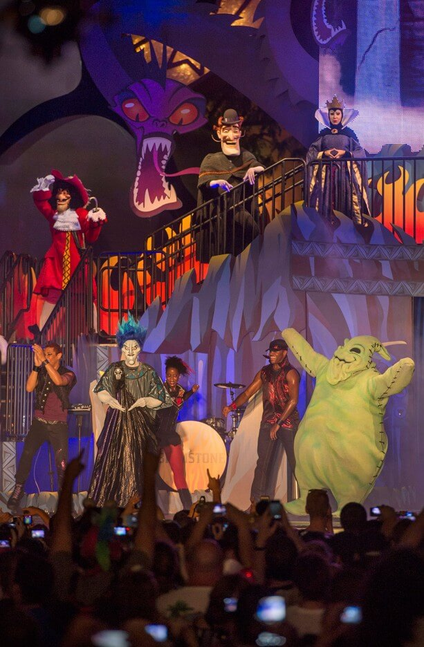 Disney Will Unleash 50 Villains at New Disney's Hollywood Studios Party