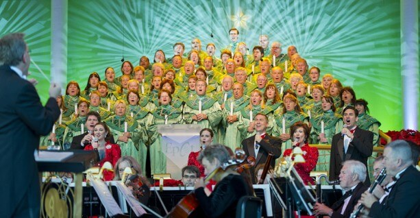Partial Lineup of Epcot 2014 Candlelight Processional Released