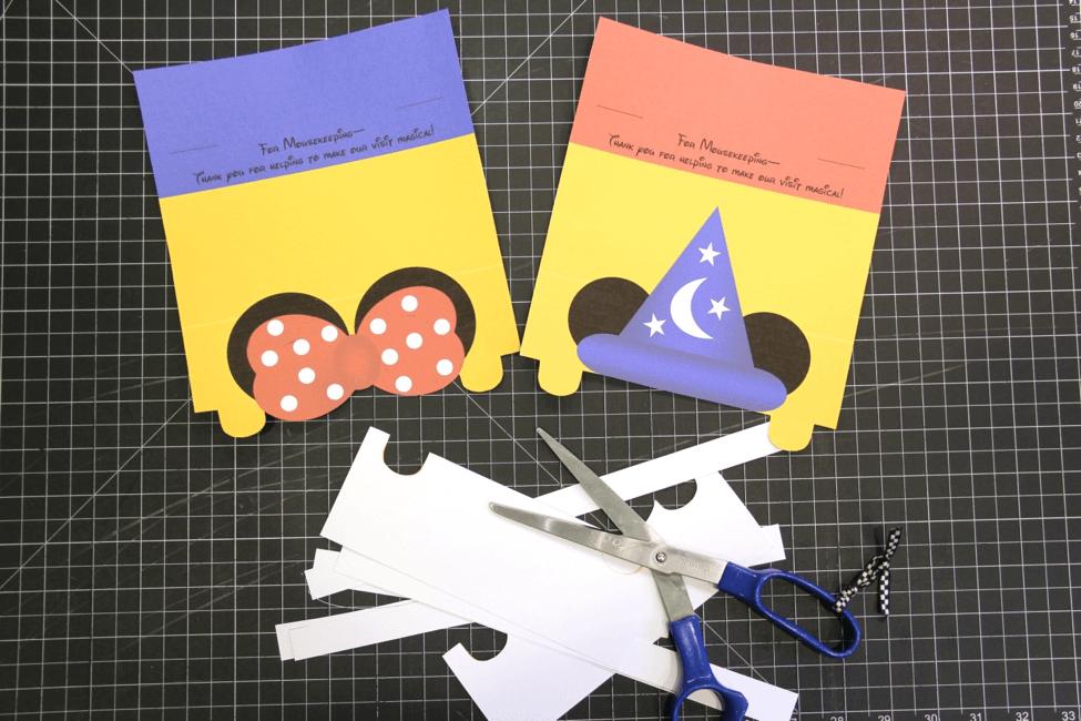 mousekeeping envelope