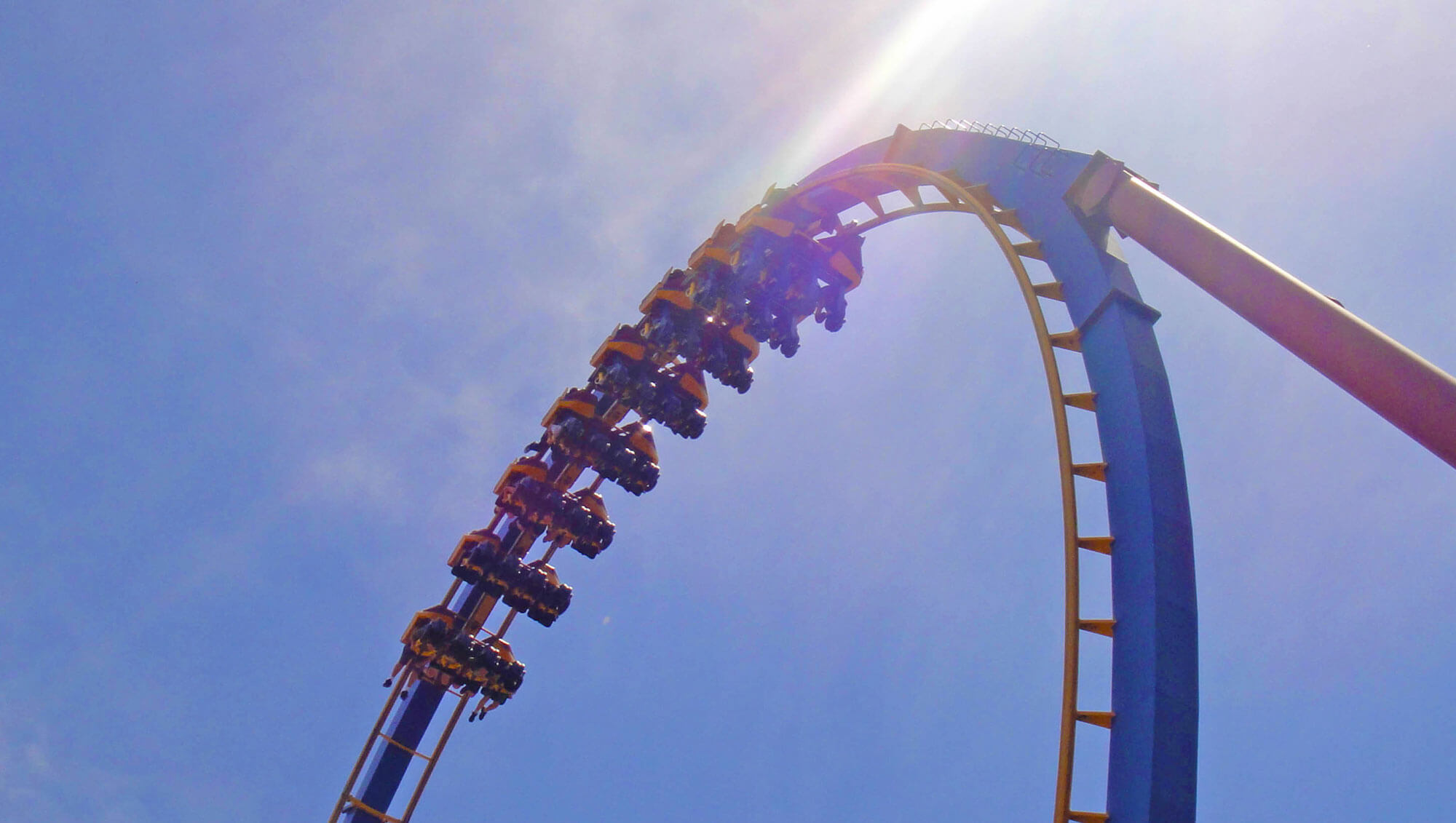 Not to Miss Six Flags Magic Mountain - Scream