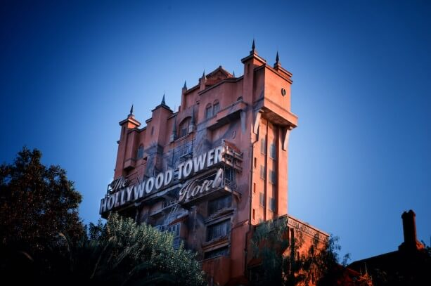 Twilight Zone Tower of Terror via Disney Parks Blog