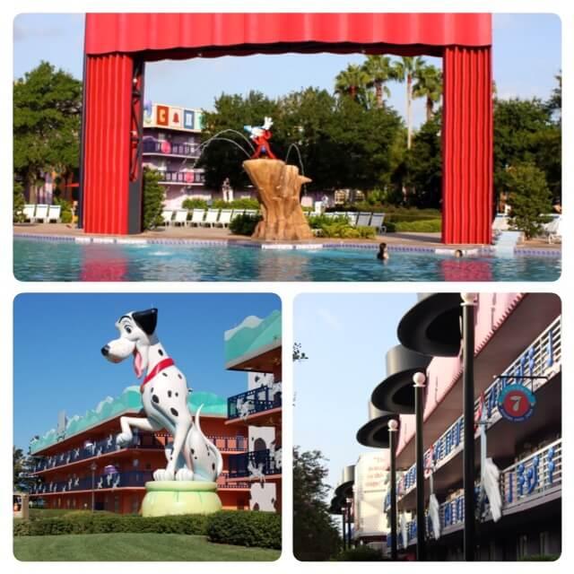 Disney's value resort - All-Star Movie