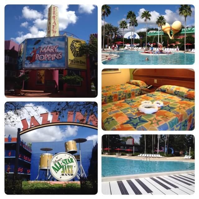 Disney's value resorts - All-Star Music